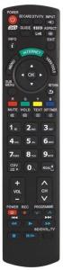 Diaľkový ovládač (N2QAYB001009)
