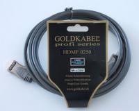 HDMI Kábel 2,5 m Profi séria